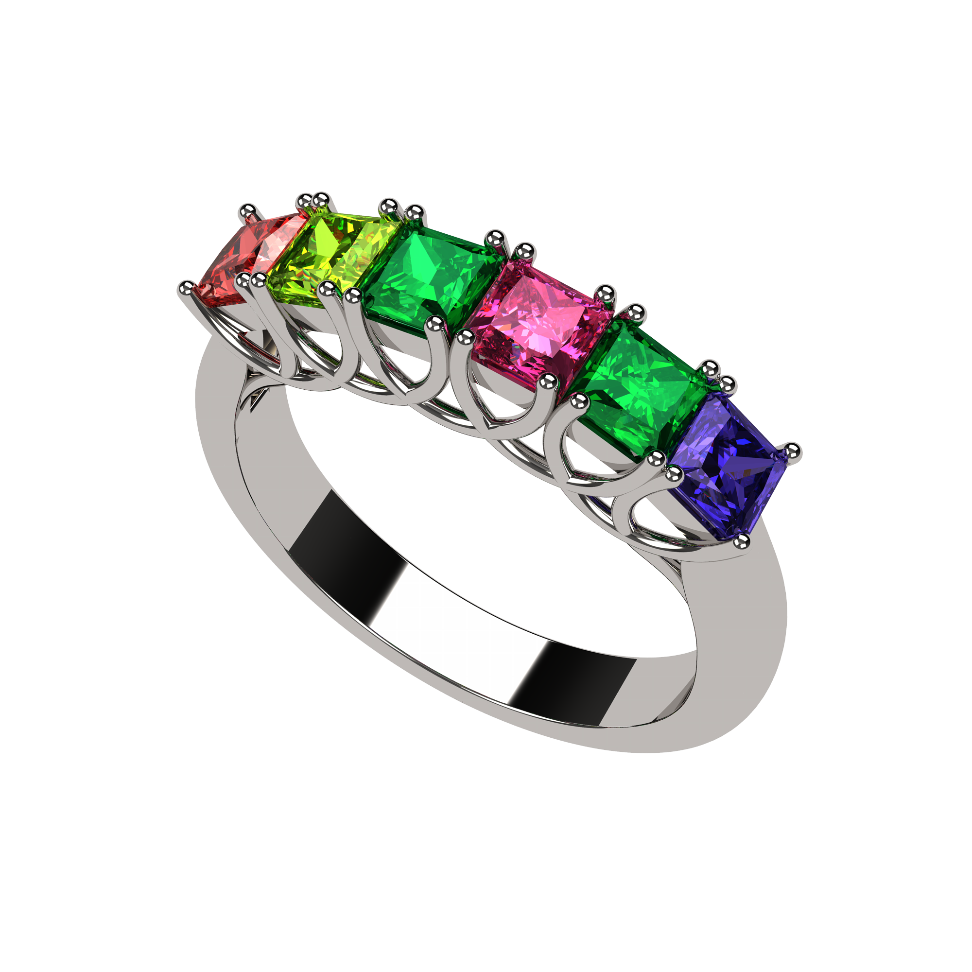 and the engagement diamond emerald green gemstone ring london coloured cut colourful styles rings