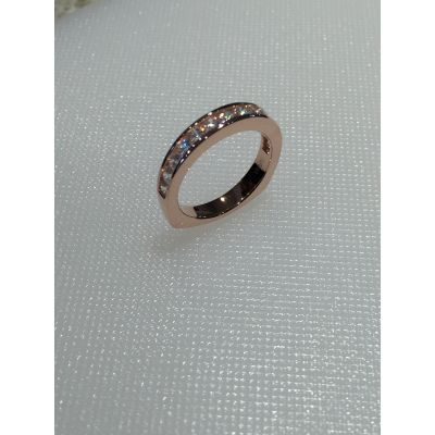 NANA Jewels Anniversary Wedding Band in Sterling Silver, 10k or 14k, White, Yellow or Rose Gold (Euro Shank)